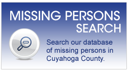 Cuyahoga County Missing Persons Unit